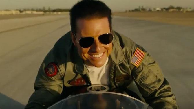 Cruise will premiere the sequel Top Gun: Maverick in June 2020. (Image: © Paramount Pictures)