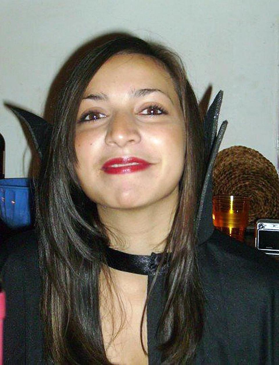 Londoner Meredith Kercher was an exchange student at the University of Perugia in 2007 when she was murdered in the flat she shared with KnoxAFP/Getty
