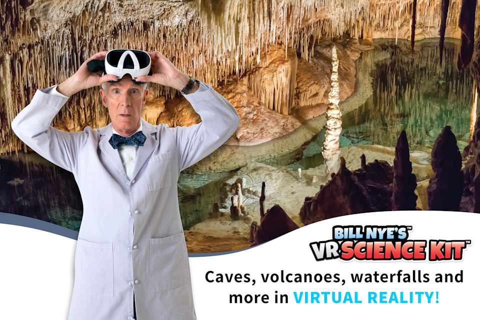 Bill Nye VR Science Kit