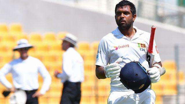 Was Perera in the wrong? Image: Getty