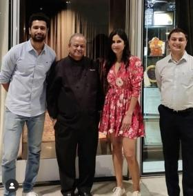 Katrina Kaif, Vicky Kaushal spark dating rumours again after spotted having dinner