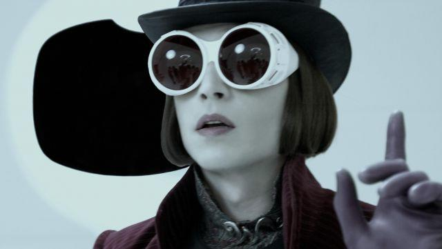 Depp as Wonka in Charlie and the Chocolate Factory (Credit: Warner Bros)