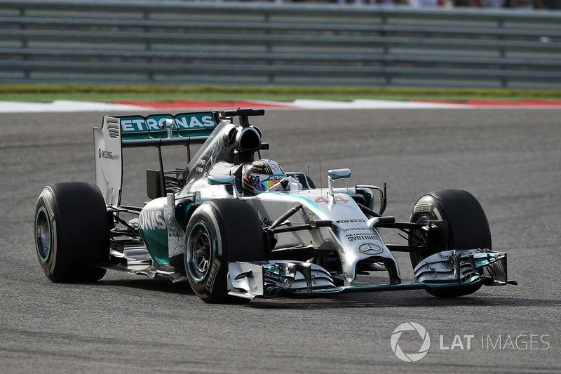"2014: Mercedes F1 W05<span class=""copyright"">Sutton Images</span>"