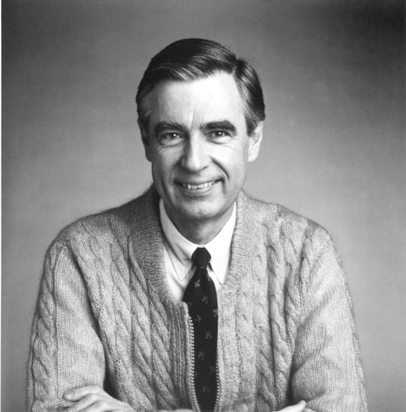 Fred Rogers, the iconic television host who hosted Mister Rogers Neighborhood for 33 years. | Family Communications Inc/Getty