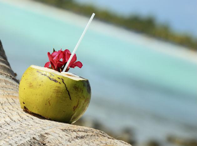 <b>Hangover food 10: Coconut water</b><br><br>Many hangover sufferers swear by sports drinks as a way to hydrate the body and help rebalance electrolytes. However, sports drinks are often carbonated, which can irritate the stomach, and packed with refined sugars. For a natural alternative to sports drinks, try sipping on some coconut water, which contains essential electrolytes (including calcium, potassium and magnesium) to boost hydration, and is also soothing for the stomach.