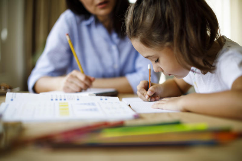 Some parents don't want to take the risk of their children being at school. (Getty Images)