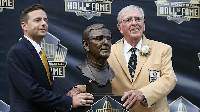 Ron Wolf was a Hall of Fame general manager for the Packers. The 49ers are hoping the apple didn't fall far from the tree.