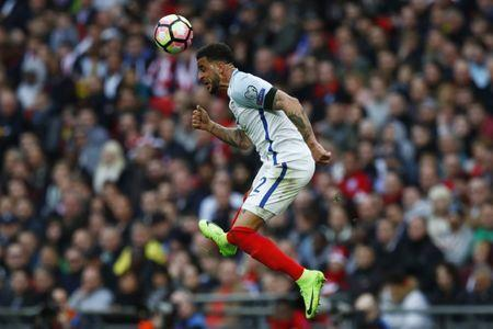 Britain Football Soccer - England v Lithuania - 2018 World Cup Qualifying European Zone - Group F - Wembley Stadium, London, England - 26/3/17 England's Kyle Walker Reuters / Eddie Keogh Livepic