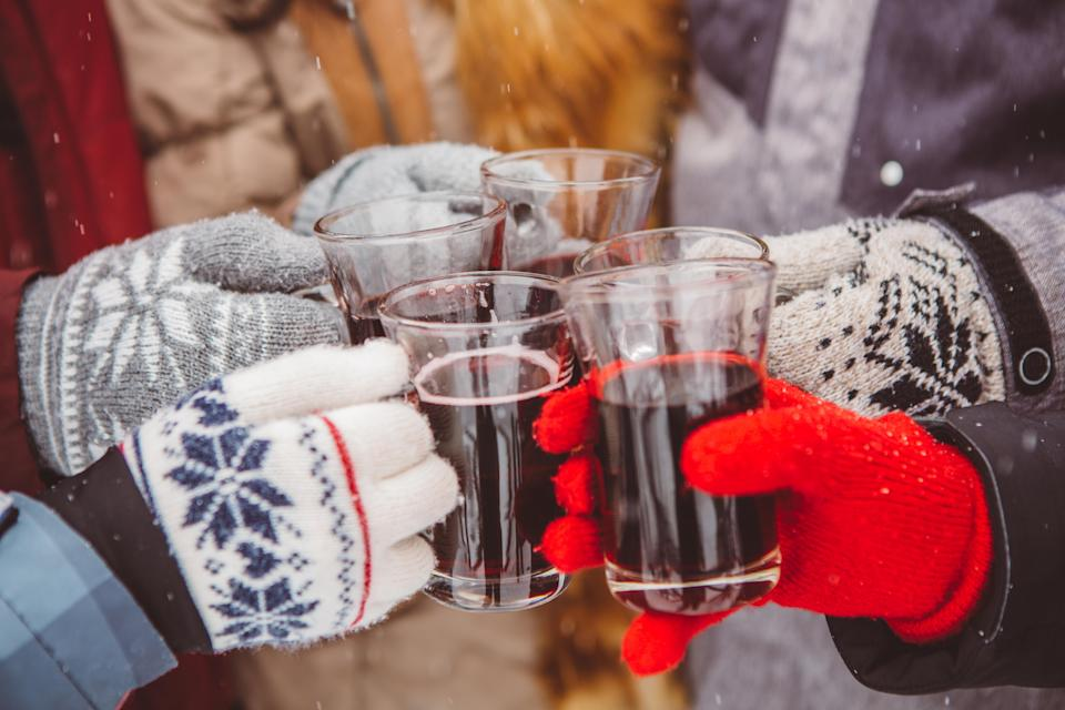 """<p>Anyone who's had kidney stones will know just how painful they are. Luckily, drinking mulled wine won't exacerbate the problem. The nutmeg can in fact <a href=""""https://www.fitday.com/fitness-articles/nutrition/healthy-eating/7-health-benefits-nutmeg-provides.html"""" rel=""""nofollow noopener"""" target=""""_blank"""" data-ylk=""""slk:help dissolve"""" class=""""link rapid-noclick-resp"""">help dissolve</a> the stones. <i>[Photo: Getty]</i> </p>"""