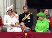 """<p>The couple is keenly aware they are raising the next generation of royals. Prince George and Princess Charlotte have been attending important family occasions since their youngest days. </p> <p>The future king was just 2 years old (and his little sister was fresh off her first birthday) when great-grandmother Queen Elizabeth marked her 90th birthday on the Buckingham Palace balcony back in June 2016. </p> <p>Today, one family friend tells PEOPLE the third in line to the throne is a """"cracking little lad.""""</p>"""