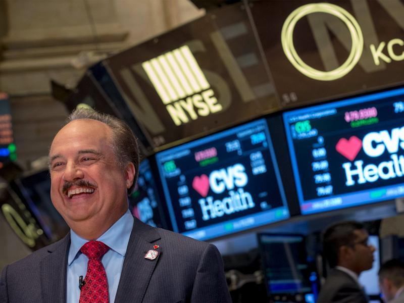 CVS Health CEO