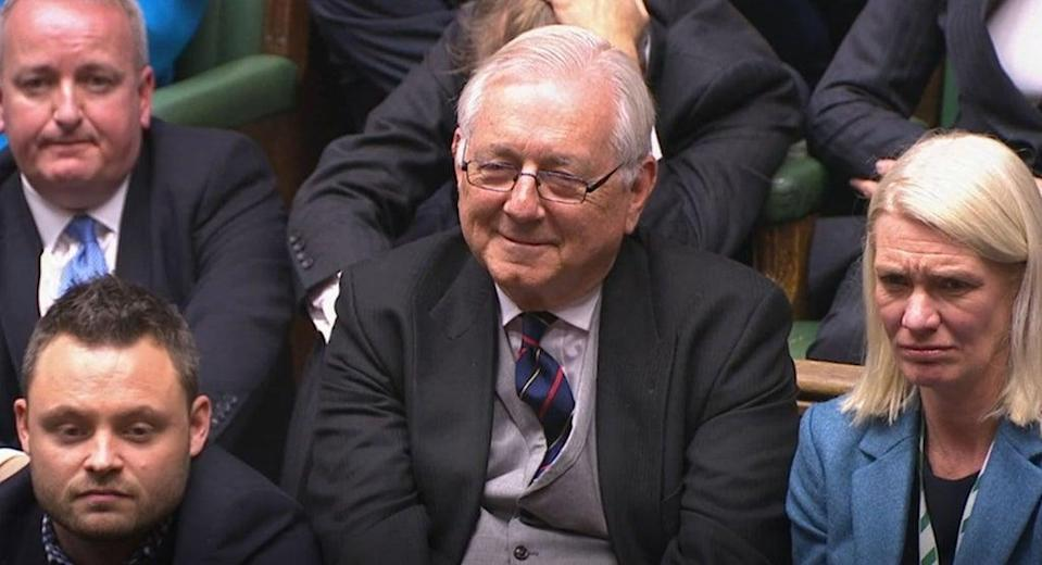 Sir Peter Bottomley has served as a Conservative MP since 1975 (PA)