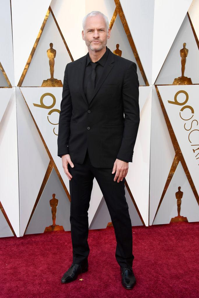<p>Martin McDonagh attends the 90th Academy Awards in Hollywood, Calif., March 4, 2018. (Photo: Getty Images) </p>