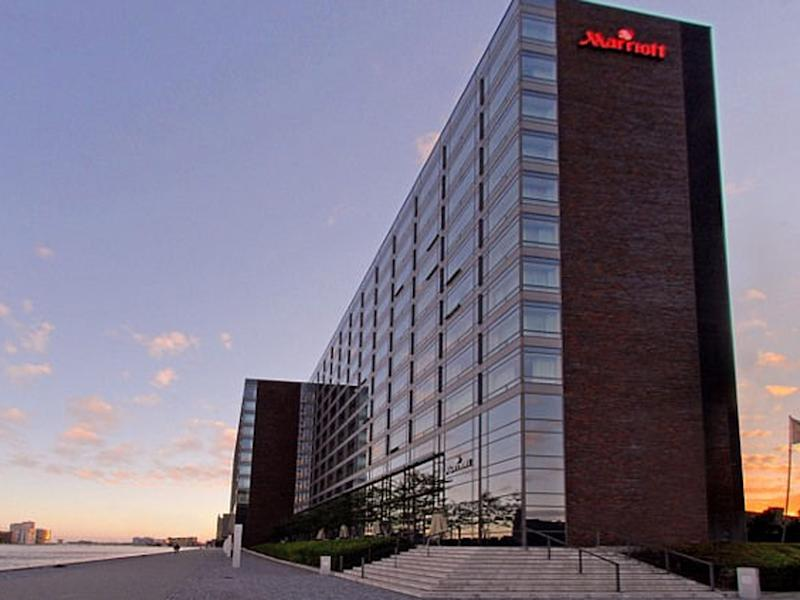 The Marriott hotel refuses to cancel an anti-Muslim hate groups conference