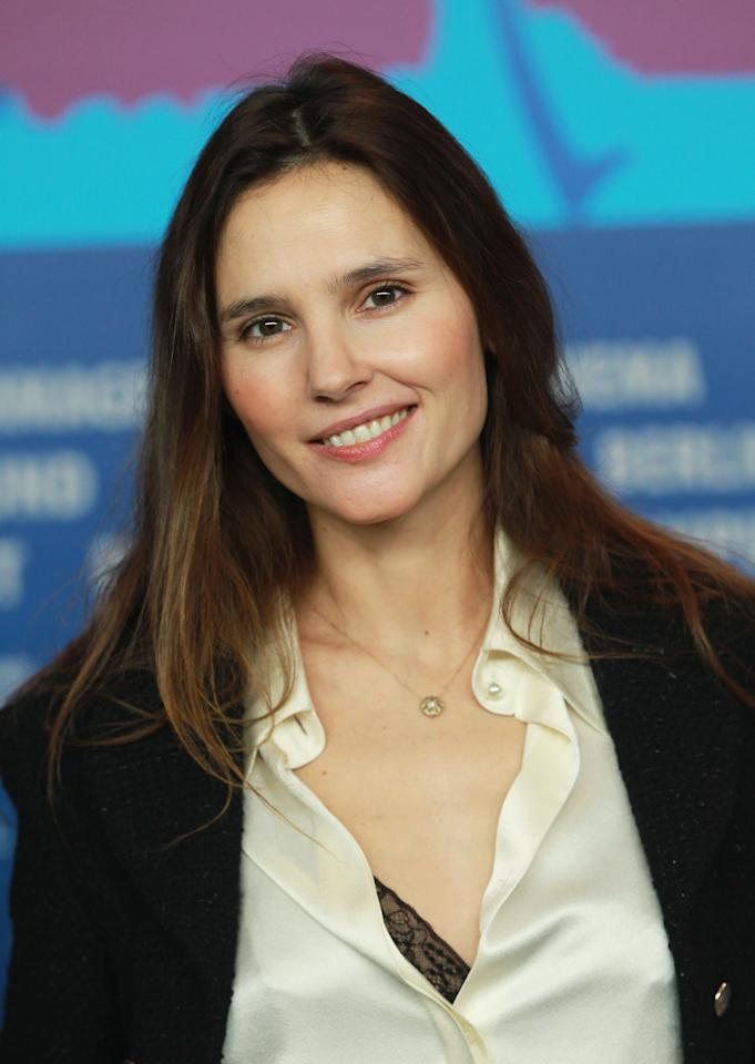 "BERLIN, GERMANY - FEBRUARY 09:  Actress Virginie Ledoyen attends the ""Les Adieux De La Reine"" Press Conference during day one of the 62nd Berlin International Film Festival at the Grand Hyatt on February 9, 2012 in Berlin, Germany.  (Photo by Sean Gallup/Getty Images)"