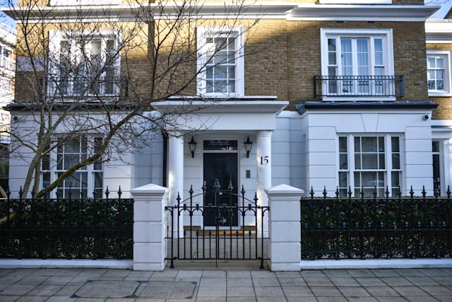Property prices in London are expected to drop by 5% this year. Photo: Getty