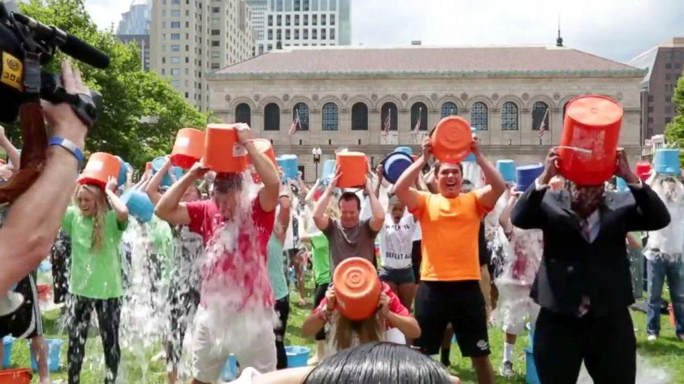 ALS 'Ice Bucket Challenge' Funding Leads to New Genetic Findings (ABC News)