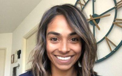 Toya Holness, Global Press Secretary, Archewell. PR for the Duke and Duchess of Sussex. Twitter profile picture, 9th June, 2021. - News Scans