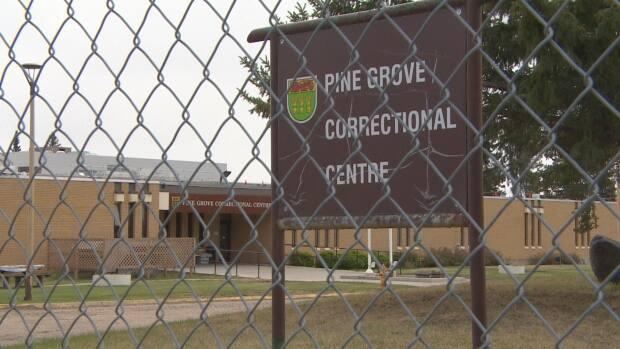 Deborah Mckenzie, an inmate at Pine Grove Correctional Centre, says she's one of six women taking part in a hunger strike at the facility.