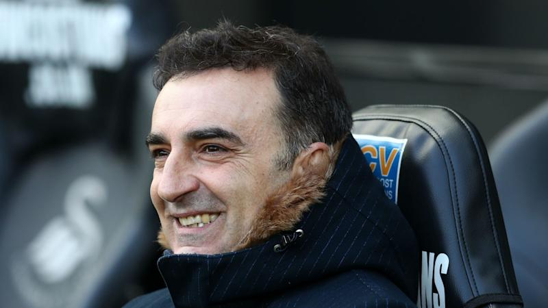 Swansea's Carvalhal focusing on relegation fight not contract discussions