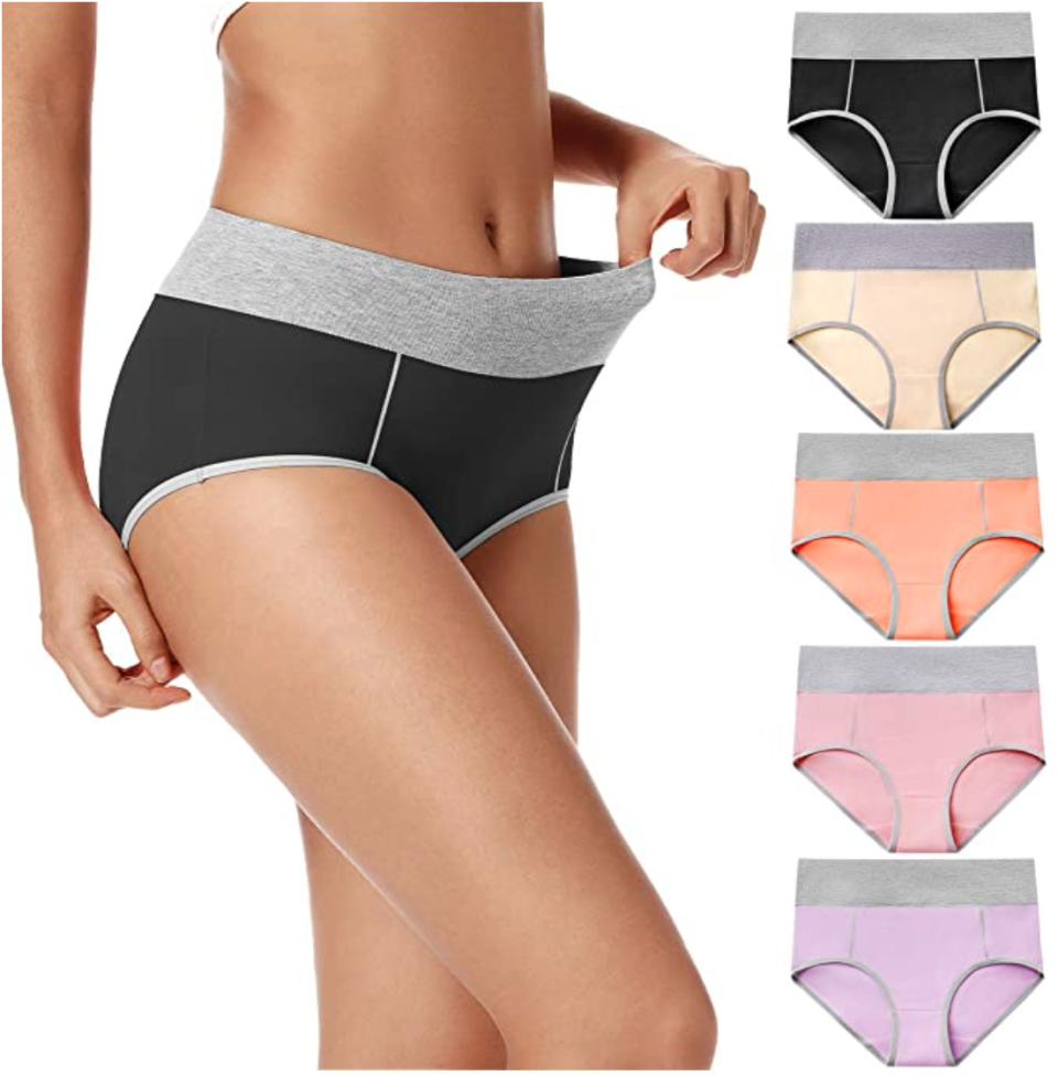 Definitely not granny panties (but almost as comfortable). (Photo: Amazon)