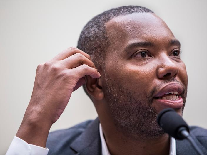 Last July, Ta-Nehisi Coates argued in favor of reparations during a Congressional hearing on HR 40.