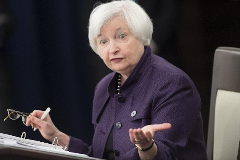 Janet Yellen may signal a rate hike when she appears before Congress