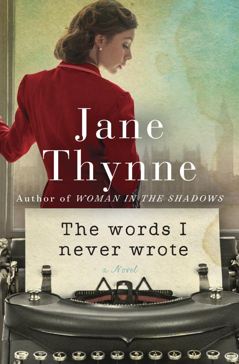 Book Review - The Words I Never Wrote