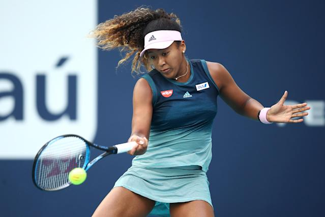 Naomi Osaka may be forced to choose between Japanese and American citizenship (Getty)
