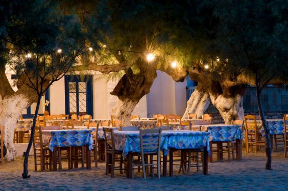 Sifnos is packed with flavour (Getty)