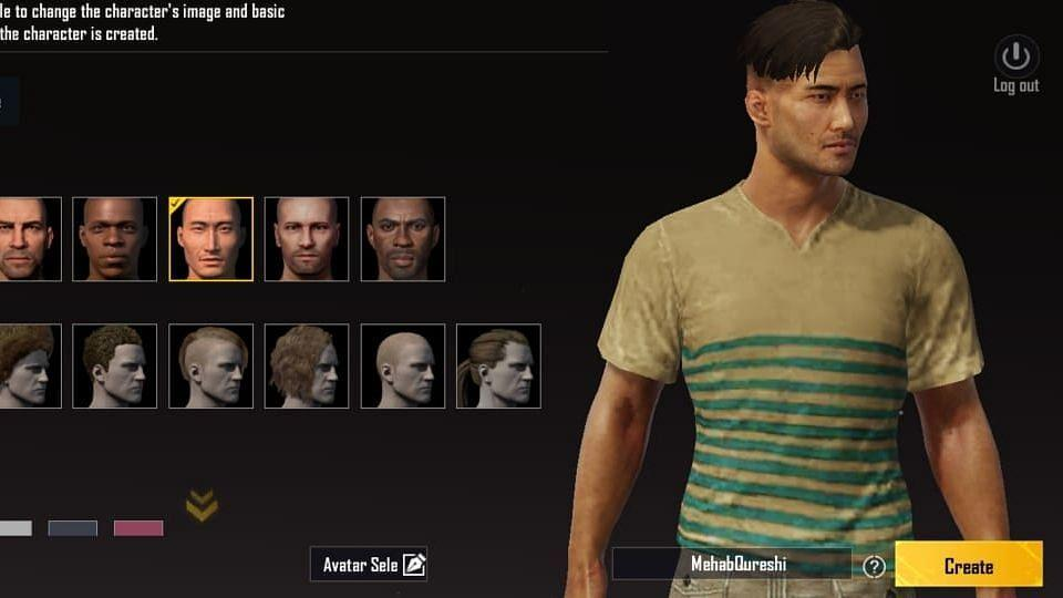 """<div class=""""paragraphs""""><p>If you create a new account, you'll be asked to choose a character to play the game, similar to PUBG Mobile.</p></div>"""