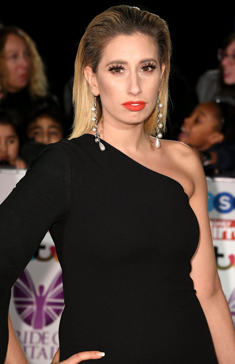 When it was teased one of the 2018 contestants would be revealed on 'Loose Women', many fans predicted it would be panellist Stacey Solomon getting her dancing shoes on. And as much as we're excited to see Lee, Stacey would have been a brilliant booking.
