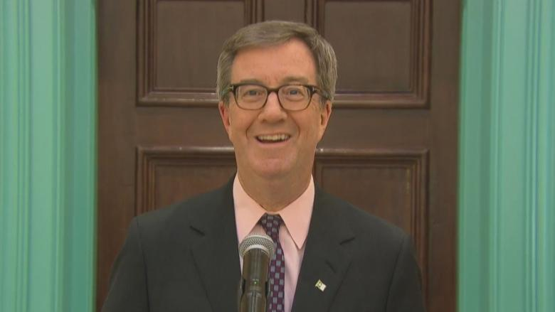 Mayor Jim Watson released from hospital after appendectomy
