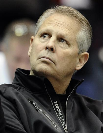 Danny Ainge sets his sights on the top of the market. (AP/Jessica Hill)