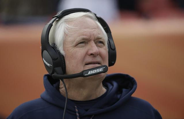 Los Angeles Rams coordinator Wade Phillips has an incredible track record of improving defenses in his first year running them. (AP)