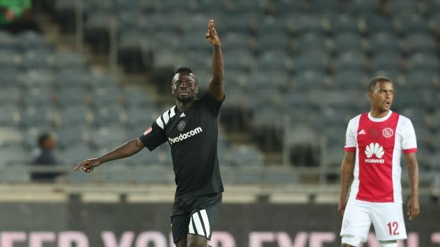 <p>European clubs hoping to conclude deals for Orlando Pirates forwards Morrison and Foster</p>