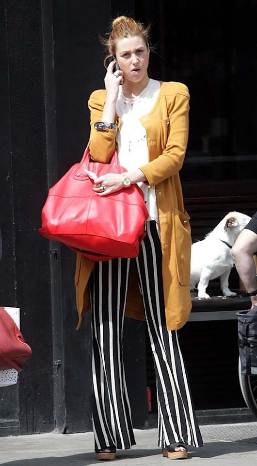 """Whitney Port or Beetlejuice? I can't tell. MI/<a href=""""http://www.infdaily.com"""" target=""""new"""">INFDaily.com</a> - June 30, 2011"""