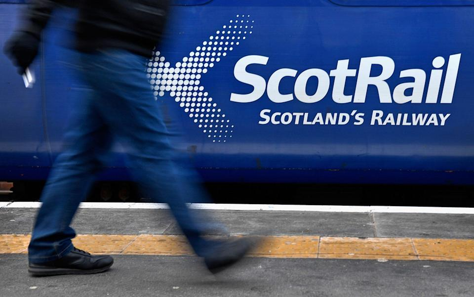 Abellio To Be Stripped Of ScotRail Franchise - Getty