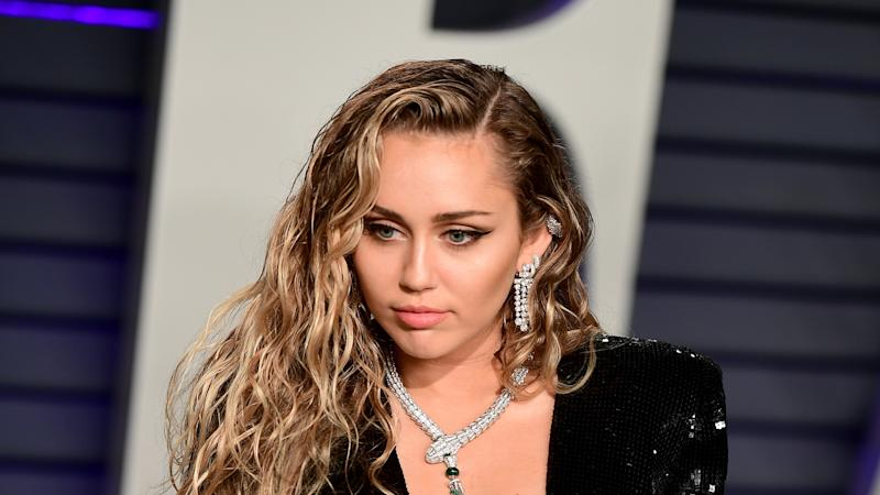 Miley Cyrus speaks out against man who groped her in public