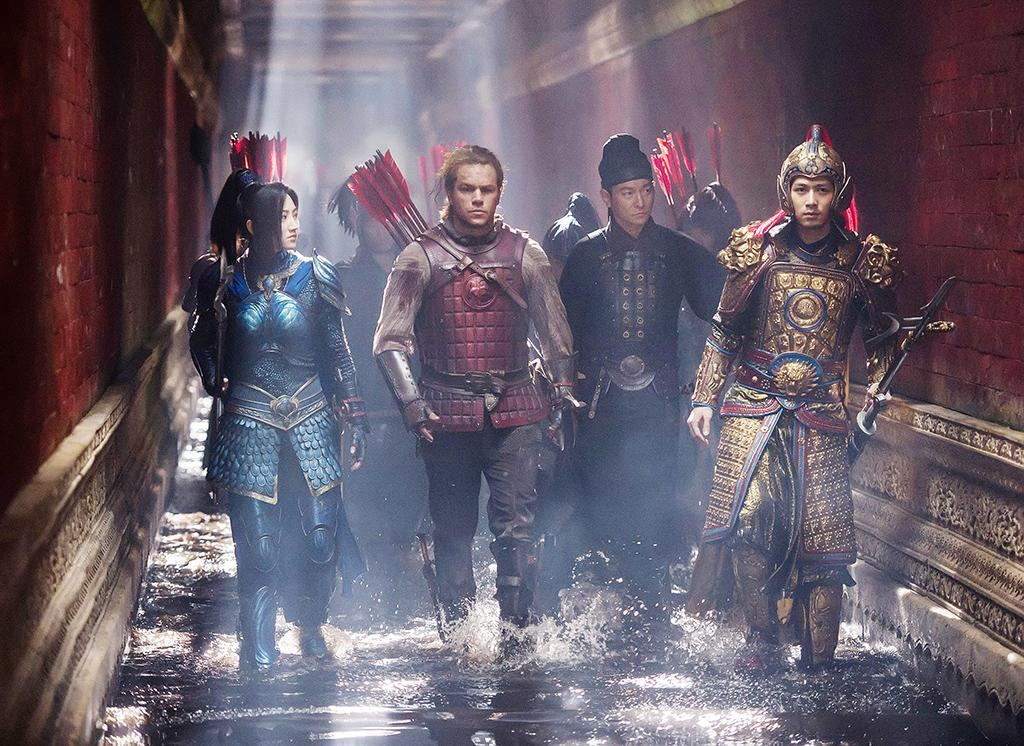 """<p>Before its release, star Matt Damon said people should wait <a rel=""""nofollow"""" href=""""https://www.yahoo.com/news/matt-damon-addresses-great-wall-173453773.html"""">until they saw the film</a> — criticized for its controversial casting (namely, the white savior charged with protecting China's eponymous landmark) — before passing judgment. Well, we saw <em>The Great Wall,</em> and the whitewashing is only one of many things amiss in this monster mess. It's cheesy, overstuffed, and worst of all, boring. — <em>Kevin Polowy </em>(Photo: Everett Collection) </p>"""