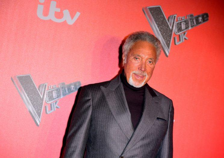 Tom Jones has called his sacking from The Voice in 2015 as a 'mistake' by the BBC [PA]