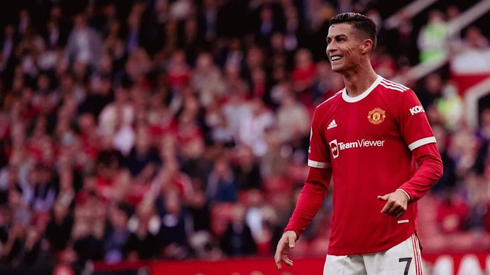 Cristiano Ronaldo named Premier League Player of the Month