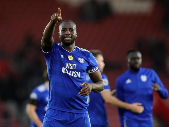 Cardiff won an emotional game at St Marys' (Getty)