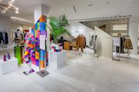 "<p>Another day, another fashion drop we can't stop thinking about. From Louis Vuitton's new collection in partnership with artist <a href=""https://www.elle.com/fashion/accessories/a35153987/louis-vuitton-urs-fischer-capsule-collection/"" rel=""nofollow noopener"" target=""_blank"" data-ylk=""slk:Urs Fischer"" class=""link rapid-noclick-resp"">Urs Fischer</a> to Burberry's latest capsule that dips into the brand's rich archives, we rounded up the hottest collaborations of the month. Click through to stay up-to-date with the newest fashion announcements, and more, here.</p>"