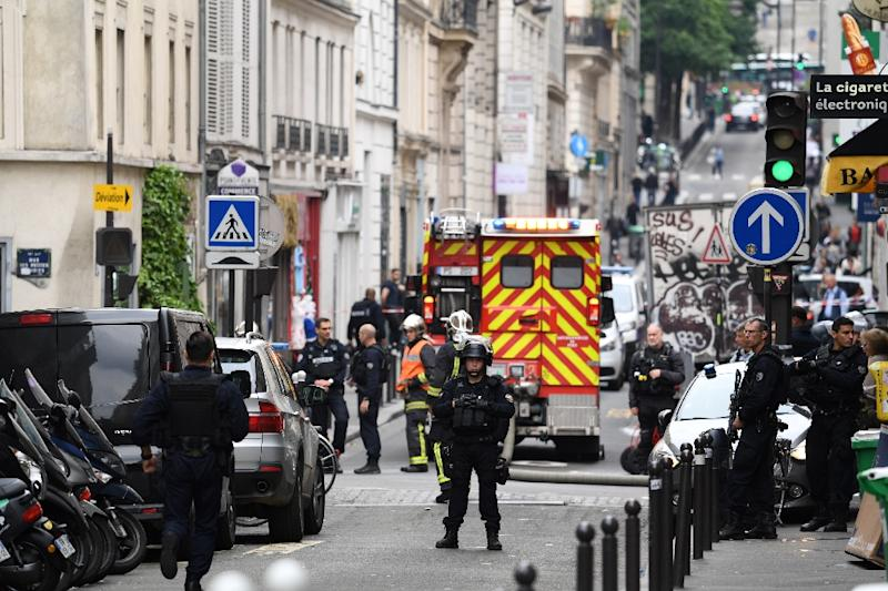 Paris hostages freed, suspect arrested