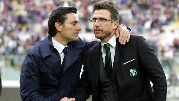 <p>Montella and I aim to meet in the final - Di Francesco wants Roma-Sevilla showdown</p>