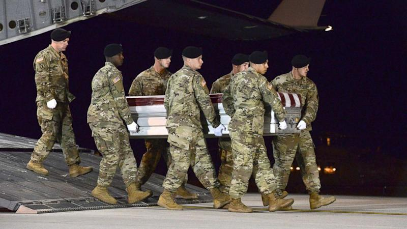 'We don't leave anyone behind': Search for missing soldier never stopped after deadly Niger ambush
