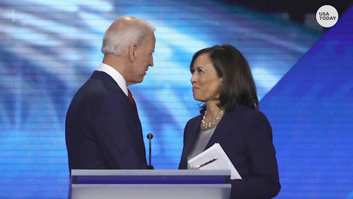 Former Vice President and presumptive Democratic presidential nominee Joe Biden has selected Sen. Kamala Harris as his running mate.