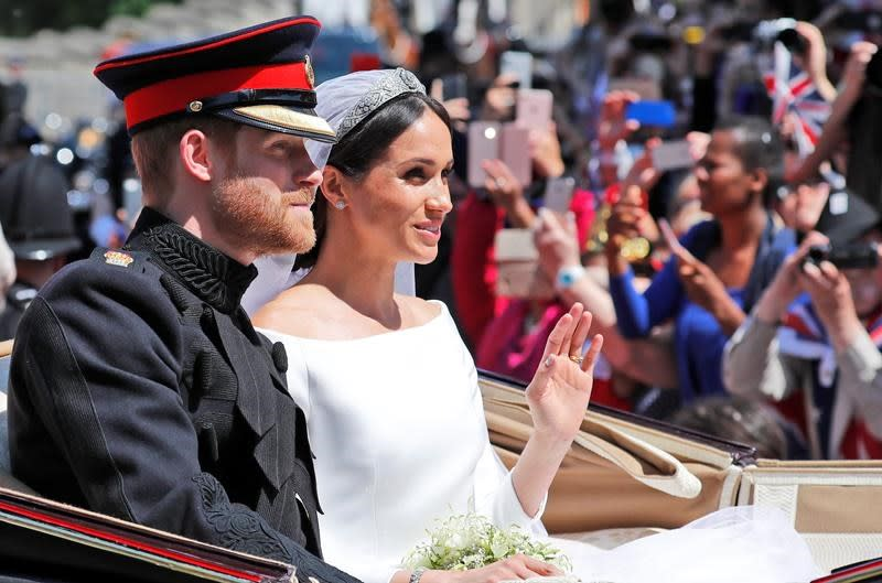 A prince or princess?: Facts about Harry and Meghan's baby