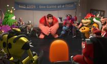 <p>The original Wreck-It Ralph film boasted a number of famous video game faces including Bowser from Super Mario Bros and Street Fighter's Zangief and M. Bison, as well as dozen more. </p>